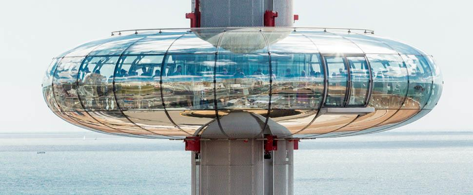 British Airways i360