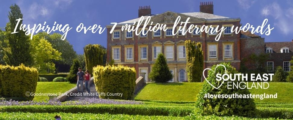 Discover the destination that inspired over 7 million literary words, from the greats of Jane Austen, Charles Dickens and Arthur Conan Doyle.