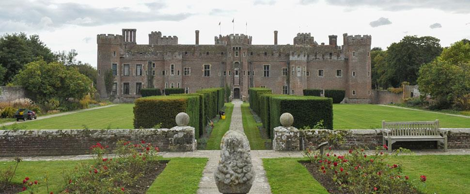 Gardens and Grounds of Herstmonceux Castle