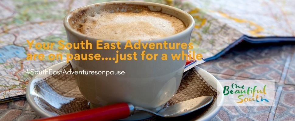 Your next South East Adventure is on pause, just for four weeks whilst the national lockdown is in place.  We look forward to welcoming you back soon.
