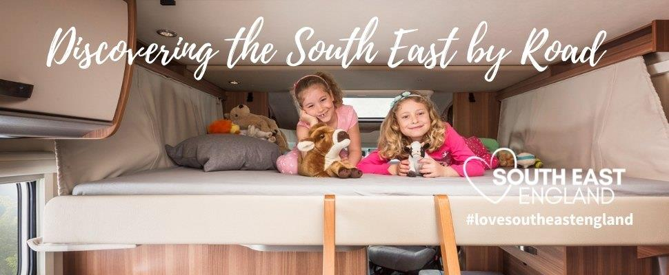 Explore the South with your own mobile home on wheels with Bunkcampers.  With pick up points throughout the UK you can enjoy a self-drive holiday adventure of your own making.
