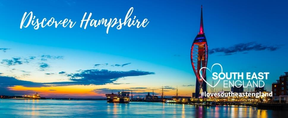 Discover the waterfront city of Portsmouth, Hampshire