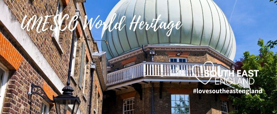 Part of the UNESCO World Heritage Site of Maritime Greenwich, the Royal Observatory is home to Greenwich Mean Time (GMT)