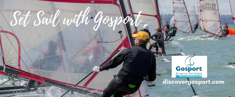Love Where You Live - South East England including the waterfront town of Gosport.  Home to a vibrant sailing community, marinas, water sports, beaches and a wealth of maritime history and heritage.
