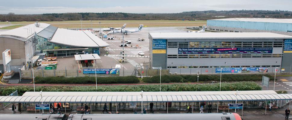 Southampton International Airport