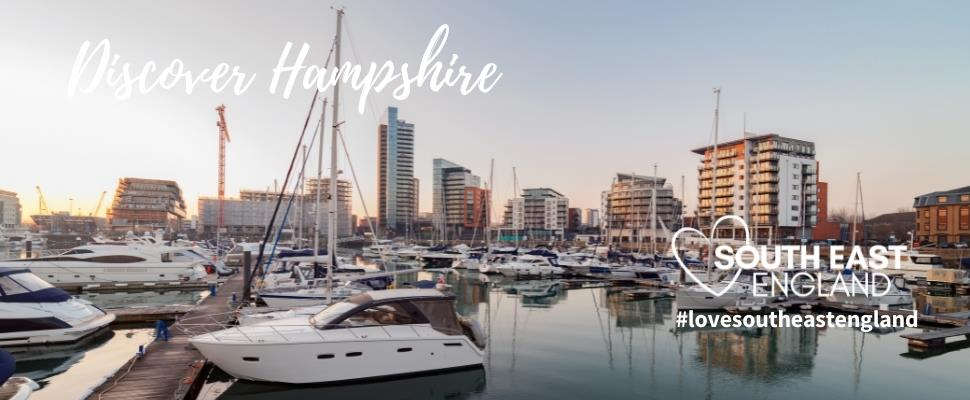 Discover the maritime city of Southampton, Hampshire