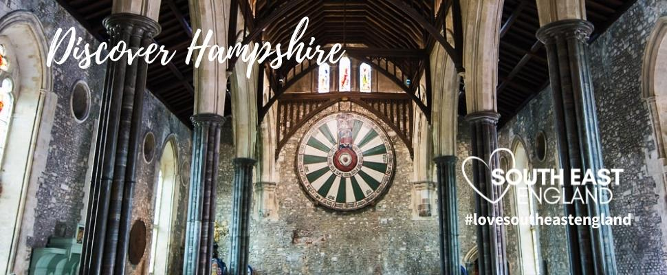 Discover one of the finest surviving aisled halls of the 13th century, which contains the greatest symbol of medieval mythology, King Arthur's Round