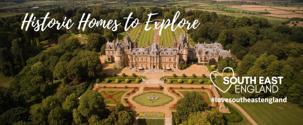 A French Renaissance-style château, is set in the heart of Buckinghamshire, home of Baron Ferdinand de Rothschild.