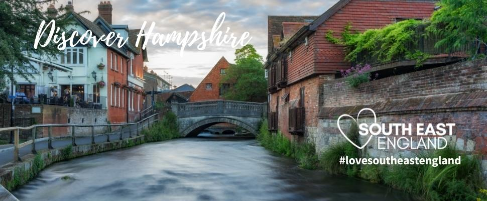 Discover the ancient capital of the UK, Winchester, Hampshire