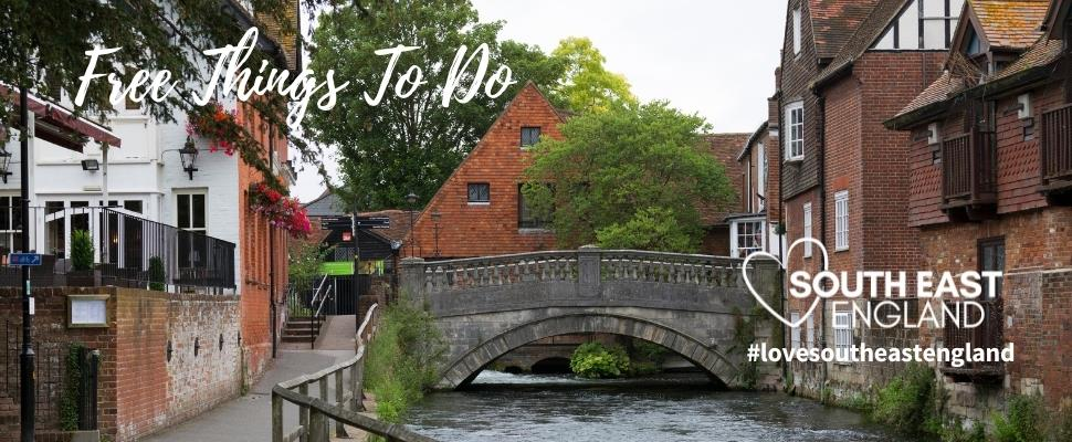 Discover the historic city of Winchester, a great free thing to do with all the family in Hampshire.