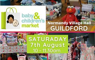 Guildford - Baby and Children's Market