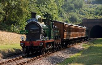 Bluebell Railway reopens