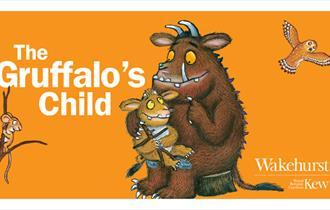 The Gruffalo's Child at Wakehurst