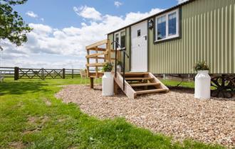 Folly Farm Shepherd Hut