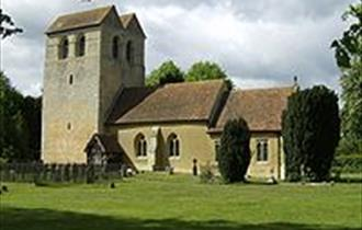 St Bartholomew's Church Fingest, Buckinghamshire
