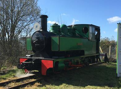 Sittingbourne's Steam Railway