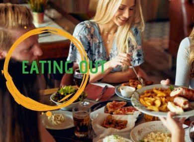 Special offers for Eating Out