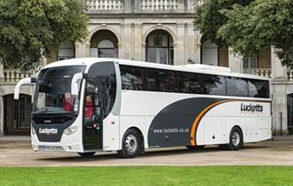 Image of a Lucketts Travel Coach