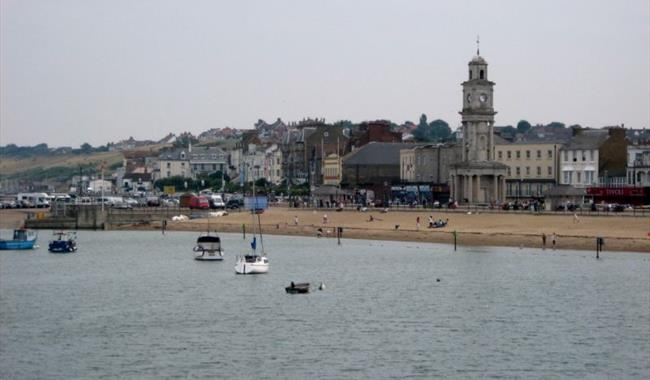 Herne Bay Central Beach
