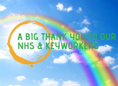 Thank you to our NHS & Keyworkers