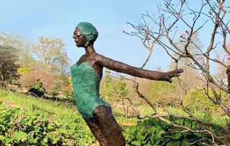 Art in the Garden at Sir Harold Hillier Gardens