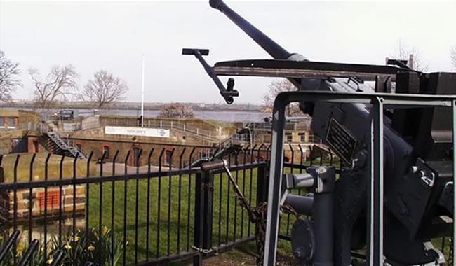 New Tavern Fort