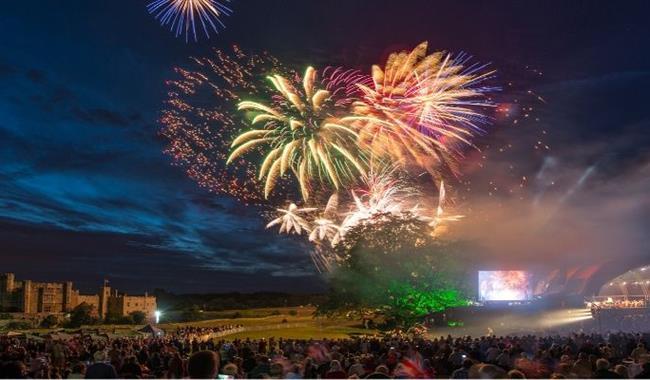 Leeds Castle Concert