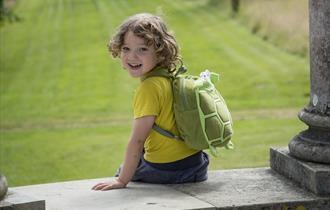 May half term Art Adventurer children's trail at Petworth