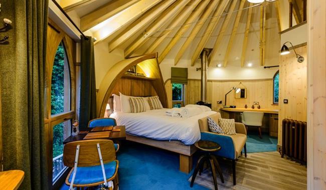Woodside Bay Lodge Retreat