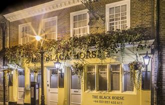 The Black Horse Inn Canterbury Bed and Breakfast