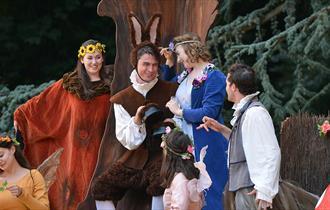 Open Air Theatre: A Midsummer Night's Dream