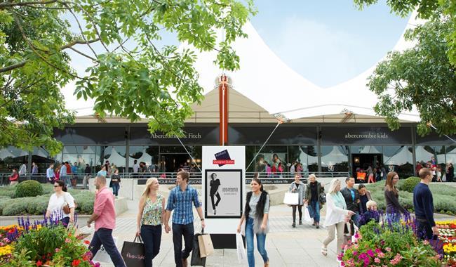 Ashford Designer Outlet in Kent