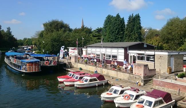 Abingdon Boat Centre Ltd