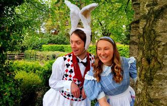 Open Air Theatre: Alice's Adventures in Wonderland