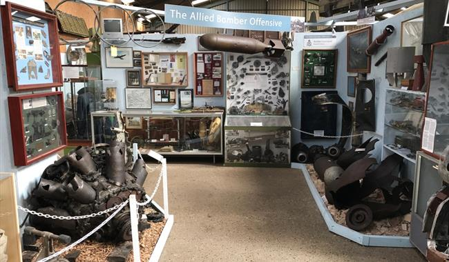 Wings Aviation Museum