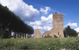 Ascott under Wychwood church