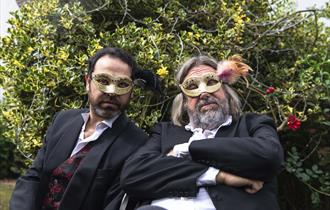 Belshazzar's Feast - Wickedly Inventive and Beloved Duo