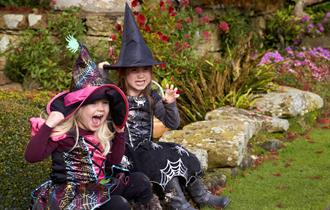 Halloween Half Term Fun at Hever Castle