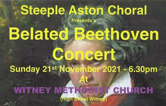 Beethoven Anniversary Concert with BSL signing