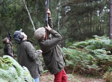 Bisley Shooting Ground