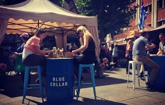 Blue Collar Street Food Market