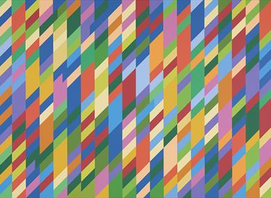 Bridget Riley: Pleasures of Sight