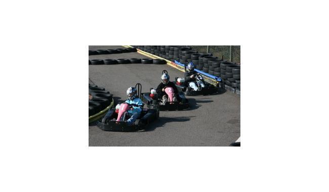Brooklands Go-Karts & Mini Moto Circuit