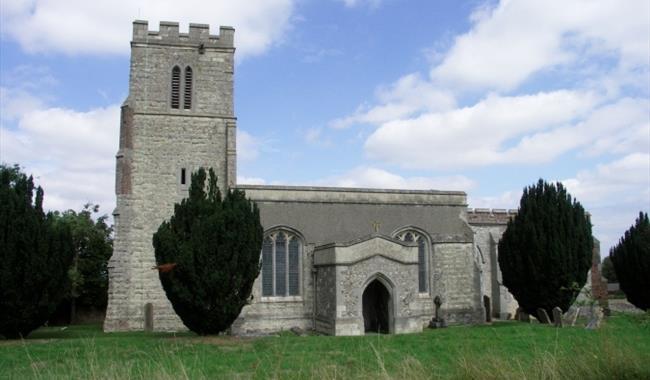 St Mary's Church Pitstone