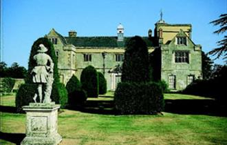 Canons Ashby House
