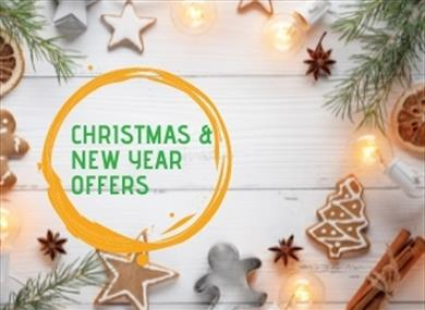 Christmas & New Year Offers