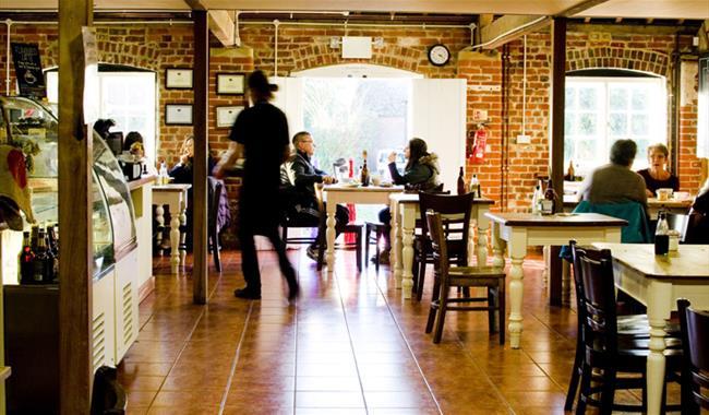 Macknade Fine Foods - The Cafe