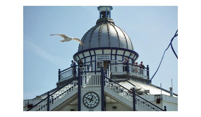 Camera Obscura at Eastbourne Pier