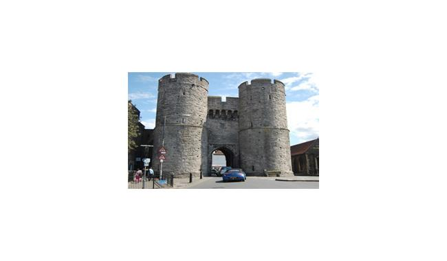 Canterbury Westgate Towers and City Gaol