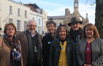 Chichester Tour Guides 2017 credit chtg co uk